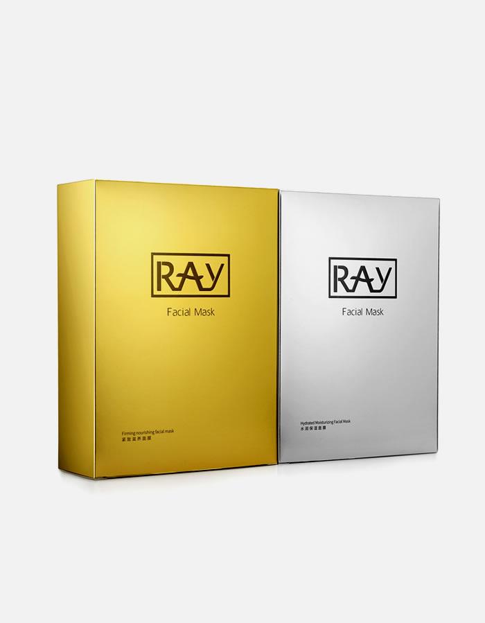 RAY紧致滋养bob直播客户端、RAY水润保湿bob直播客户端组